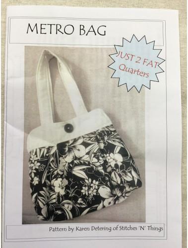 Metro Bag Pattern