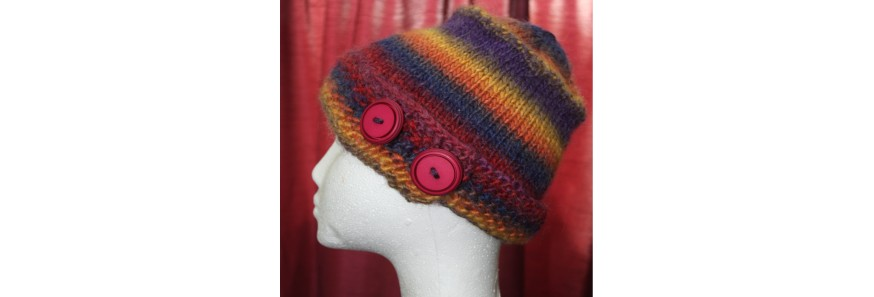 Big On Buttons hat kit