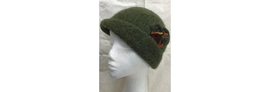 Ellas Felted Hat Kit (easy)