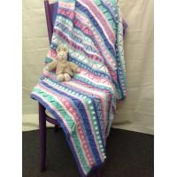 Fancy Sampler Blanket