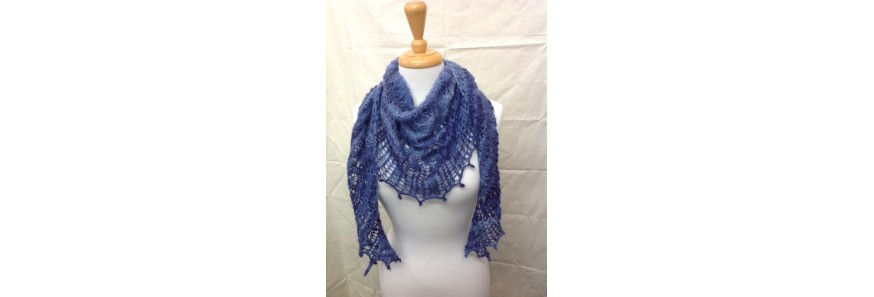 Karens Lace shawl Kit