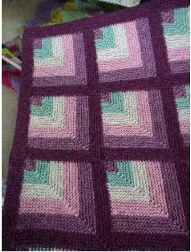 Magic Squares  Blanket Pattern
