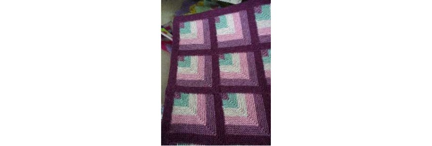 Magic Squares Blanket Kit