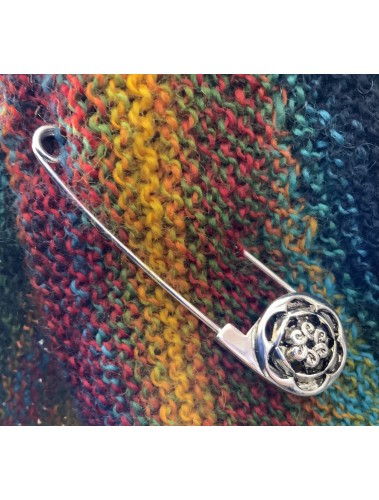 Shawl pins for knitted and Crochet garments