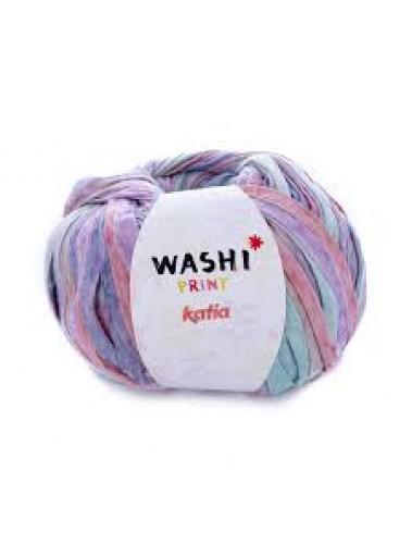 Katia Washi Print Pastels
