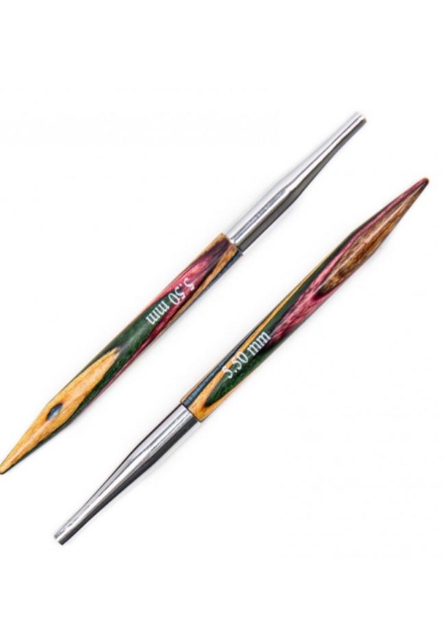 SHORT KnitPro Symfonie Interchangable Needle tips