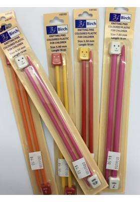 Childrens Knitting needles