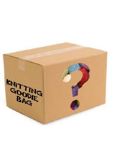 Knitting Mystery Goodie Bag