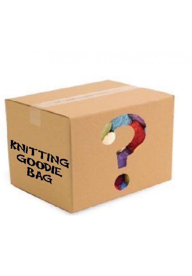 Knitting Goodie Bag Subscription