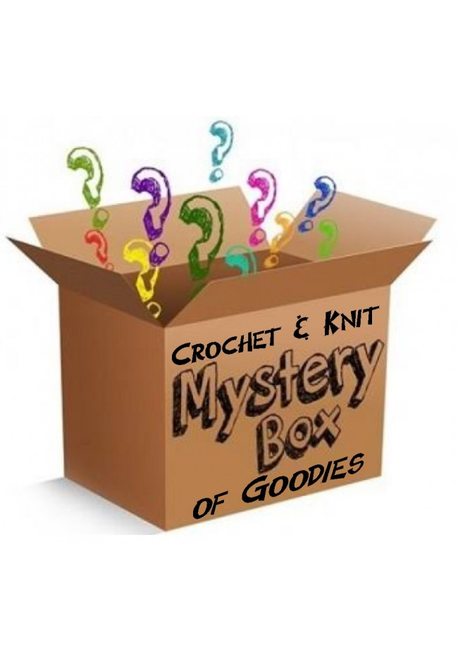 Knit & Crochet Mystery Goodie Bag